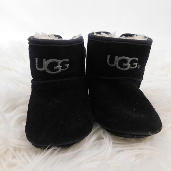 black baby uggs